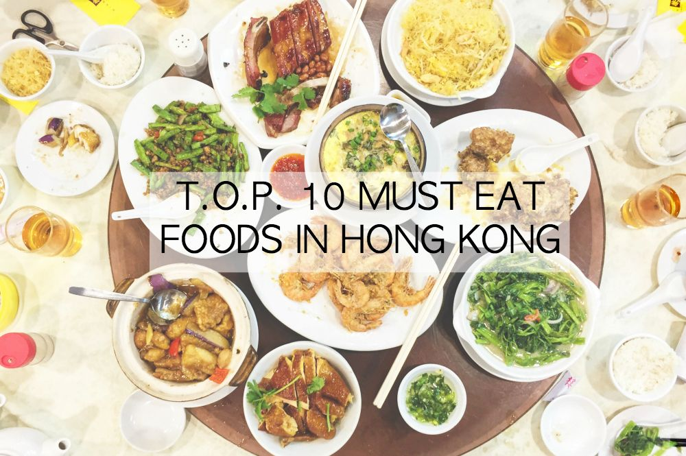 Best Places To Eat In Hong Kong