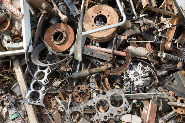 Cash For Scrap Metals
